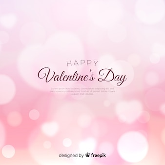 Valentine's day dazzling background