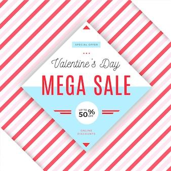 Mega vendita di san valentino