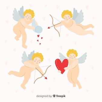 Valentine's day naked cherubin pack