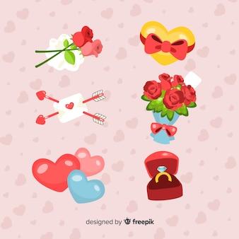 バレンタインデーがコレクションを発表