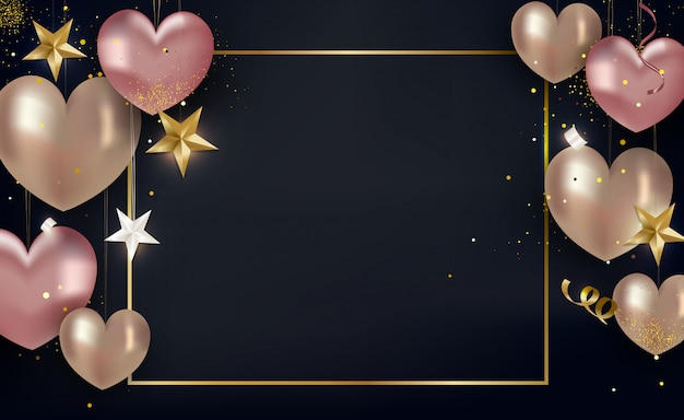 Valentine's day sale background. mother's day or womens day.