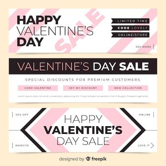 Продажа баннеров на День Святого Валентина