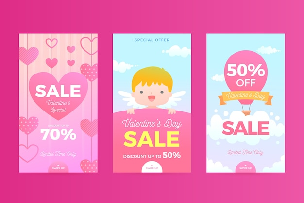 Valentine's day sale story collection