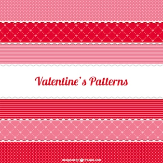 Valentine's patterns pack