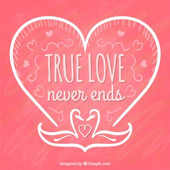 Valentine's true love