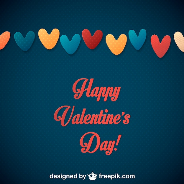 Valentines background graphic