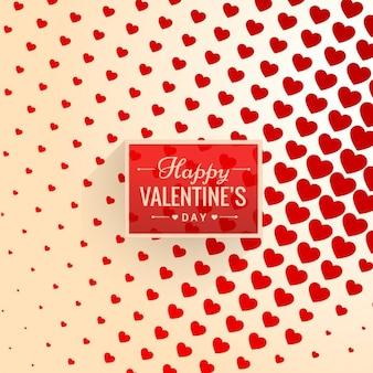 Carta di san valentino celebrazione giorno