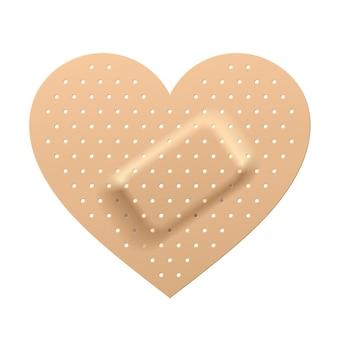 バレンタインデーのグリーティングカードのデザイン要素