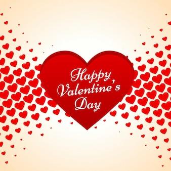 Giorno di san valentino cuore