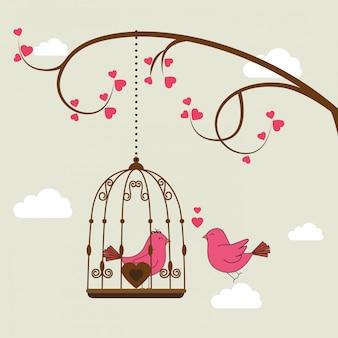 バレンタインデーロマンチック