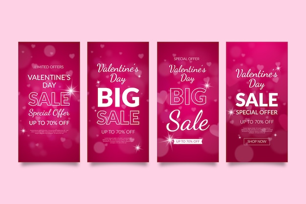 Valentines day sale story collection
