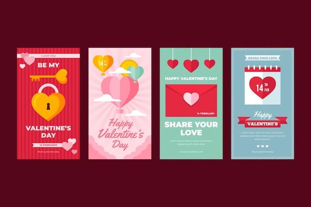 Raccolta di storie di san valentino