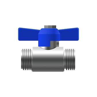 Valve ball fittings pipes of metal piping system valve water oil gas pipeline pipes sewage