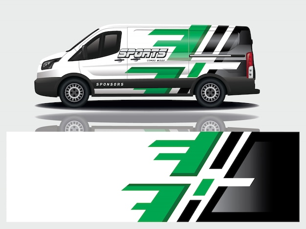 Дизайн декольте van decal