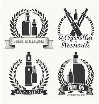 Vape shop electronic cigarette