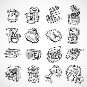 Variety of appliances design