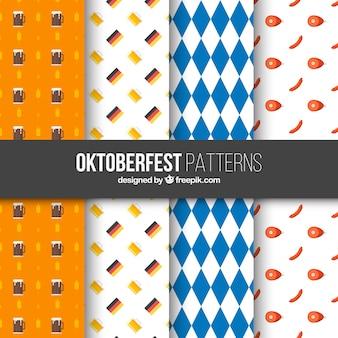Varietà di modelli cool oktoberfest