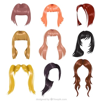 Hair Vectors Photos And Psd Files Free Download