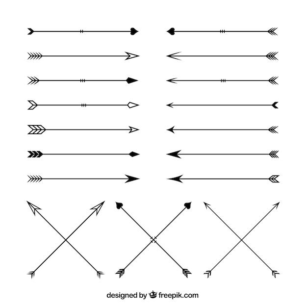 arrow vectors photos and psd files free download rh freepik com arrow vector free download arrow vectors illustrator