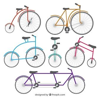 다양한 자전거
