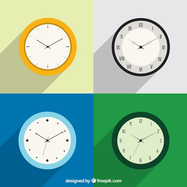 clock vectors photos and psd files free download rh freepik com free vector clock icon free vector cocktail