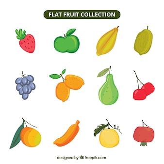 様々な美味しい果物
