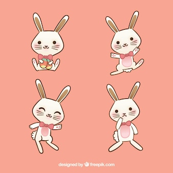 funny easter rabbit vectors photos and psd files free download