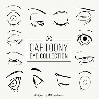 Разнообразие ручной обращается глаз