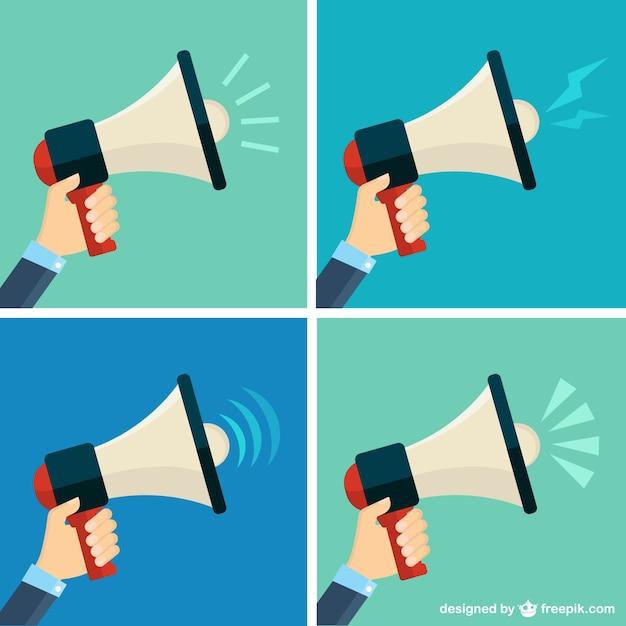megaphone vectors photos and psd files free download rh freepik com megaphone vector image megaphone vector free