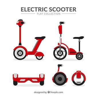 Разнообразие современных электрических скутеров