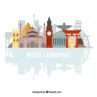 Разнообразие памятников