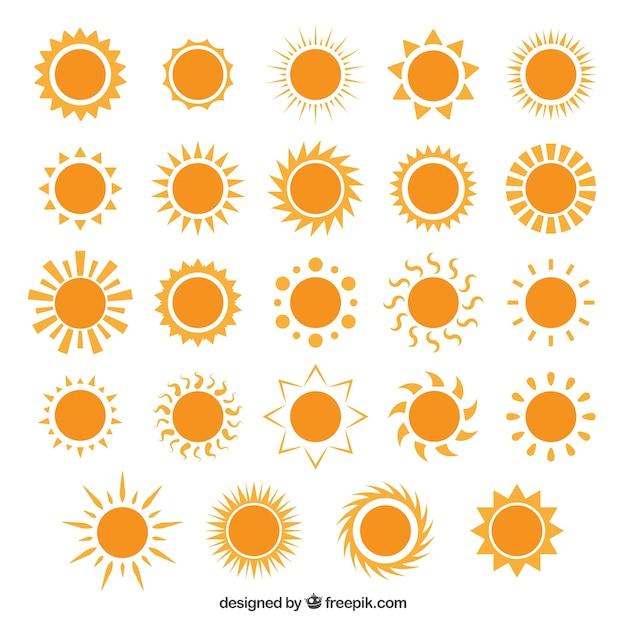 sun vectors photos and psd files free download rh freepik com vector sunburst tutorial vector sunburst