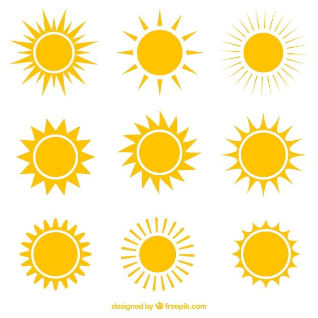 sun vectors photos and psd files free download rh freepik com vector sunglasses vector sunburst