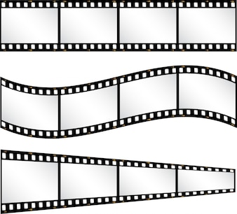 Movie Reel Frame