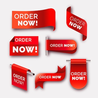 Various shapes of stickers order now promotion