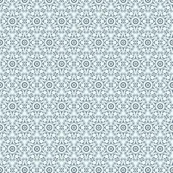 Vecnorヴィンテージシームレスパターン、曲線の壁紙。