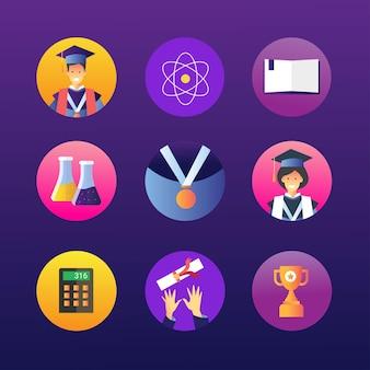 Vecteezy_back-to-school-university-icom_rd0721
