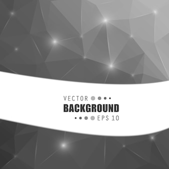 Vector abstract creative background.