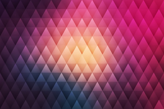 Vector abstract geometrical background