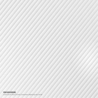 Vector abstract lines template. Object design