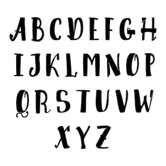ベクトルのアルファベット