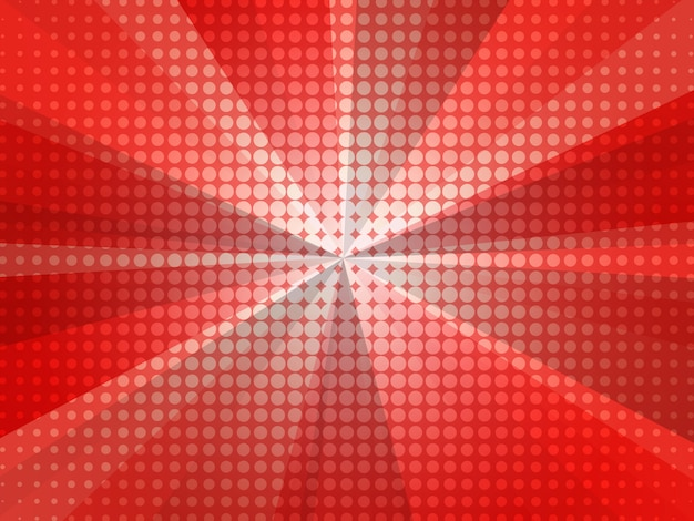 Vector backdrop. decorative background with bomb explosive in pop art style.