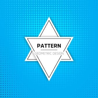 ベクトル背景抽象的なポリゴン三角形。幾何学的な多角形の設計