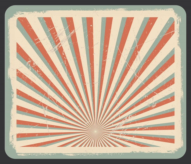 Vector background in vintage style.