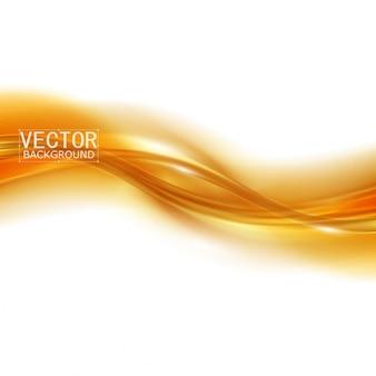 Vector Beautiful Gold Satin