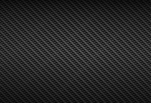 Vector of carbon kevlar texture