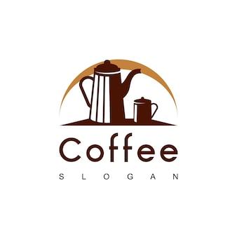 ベクトルコーヒーのロゴ