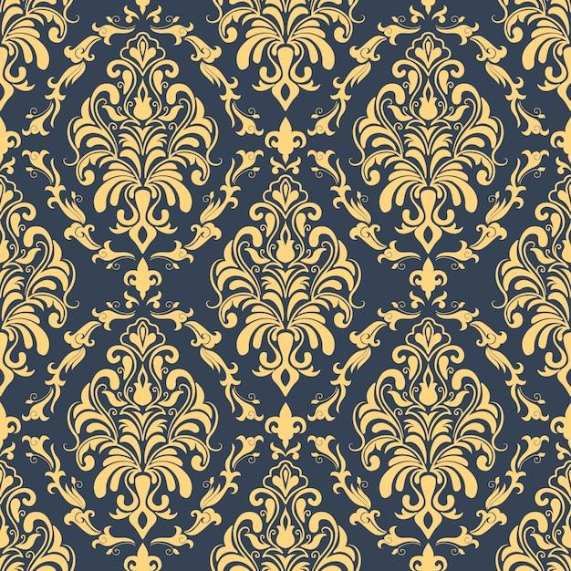 damask vectors photos and psd files free download rh freepik com damask pattern vector free download damask wallpaper pattern vector