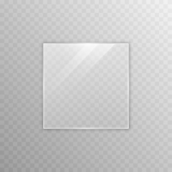 Vector glass transparency effect window mirror reflection glare png glass png window