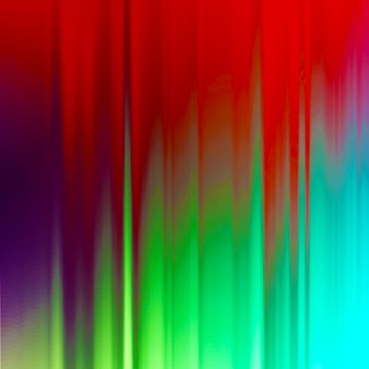Vector glitch background. digital image data distortion. colorful abstract background. chaos aesthetics of signal error. digital decay.